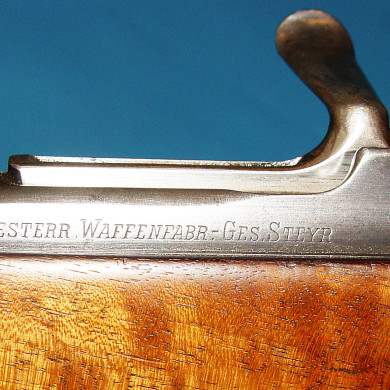 Zasloužilá opakovačka – Mannlicher Schönauer Model 1903